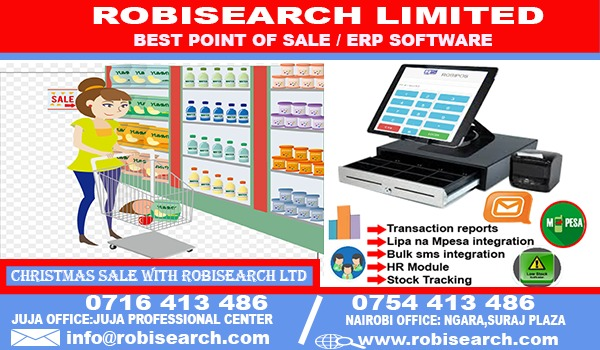 POINT OF SALE kenya