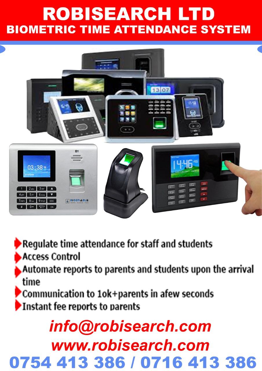 Biometric System in Kenya