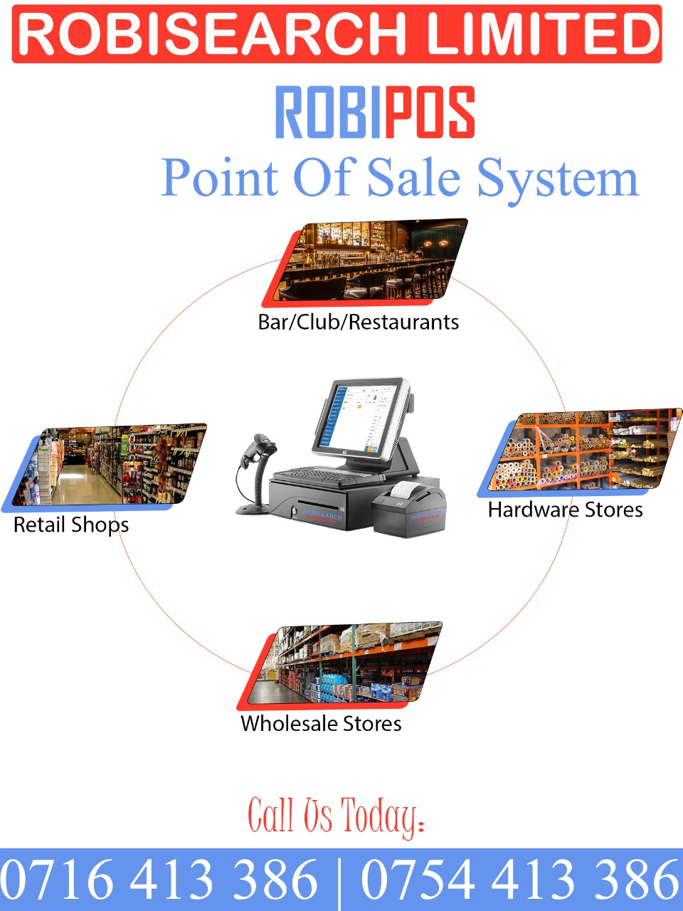 Benefits and advantages of point of sale systems in your business
