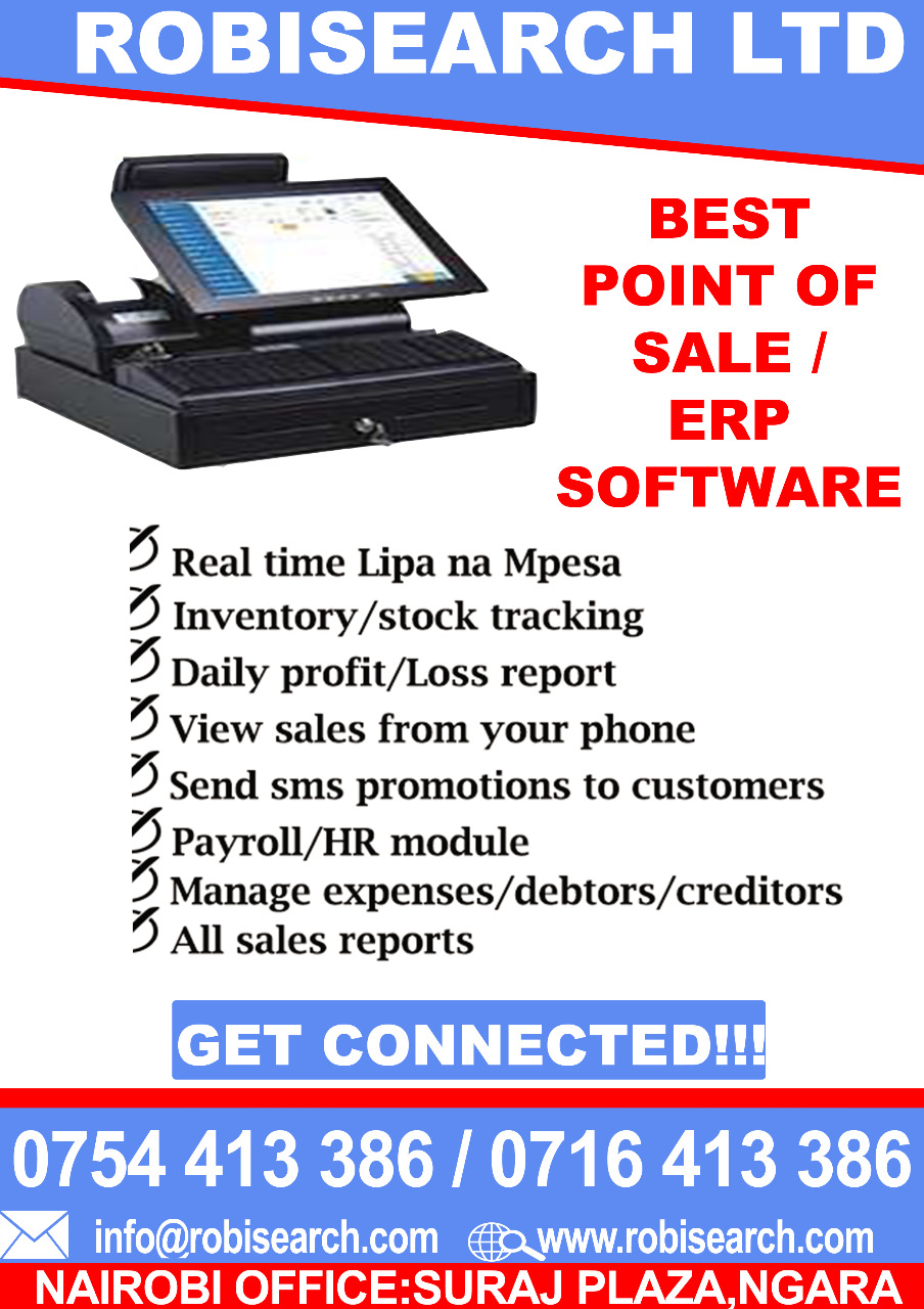 ROBIPOS POINT OF SALE KENYA